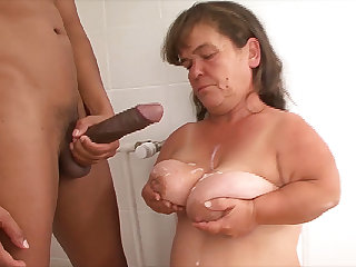 full-grown midget roguish bbc interracial lesson