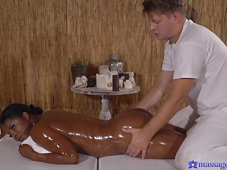 ass, black, black-ass, ex-girlfriend, interracial, massage
