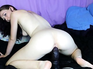 Horny widely applicable riding toys and squirt live webcam