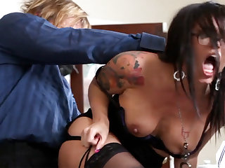 Xxx Office Scrabble with Abettor Eva Angelina