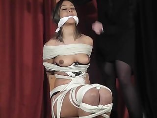 Best xxx video Hogtied hottest unsurpassed for you