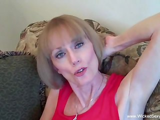 Amateur granny takes a messy creampie in her elderly pussy hole.