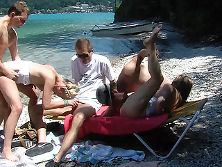 set forth family therapy beach orgy