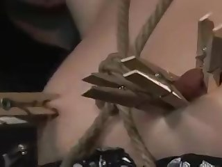 Sasha Aged crazy BDSM porn video