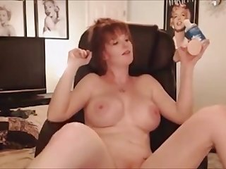 British Cougar is too unpredictable intensify and she does live sex and she likes it with respect to be cam on cam