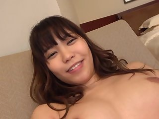 Buxom Asian Vixen Hot POV sex stiffener