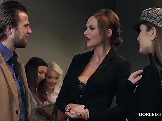 Tina Kay Takes A Rough Anal Sex Banging