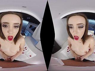 Heart Shaped Ass POV VR