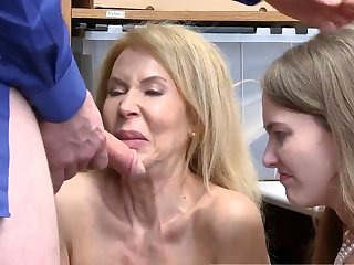 Penurious milf hardcore xxx Suspects grandmother was called