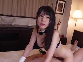 Asian chick shares her lustful cock experience on cam
