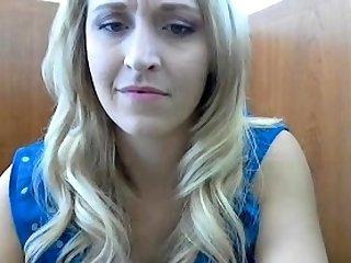 amateur, blonde, ex-girlfriend, pussy, webcam