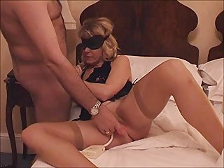 Wife sweetheart her pussy whipped