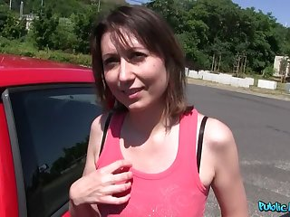 amateur, babe, creampie, cowgirl, doggystyle, ex-girlfriend, fingering, outdoor, pussy, pov, russian, russian-amateur