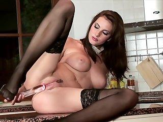 Seduce Me Hot Milf Porn Videotape With Connie Hauler